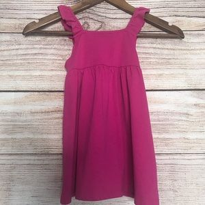 Joe Fresh Pink Tank Toddler Dress Size 4T